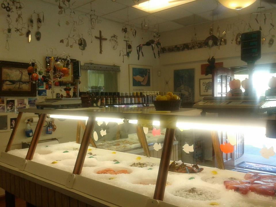 Martys gourmet seafood long island leisure for Fish market long island