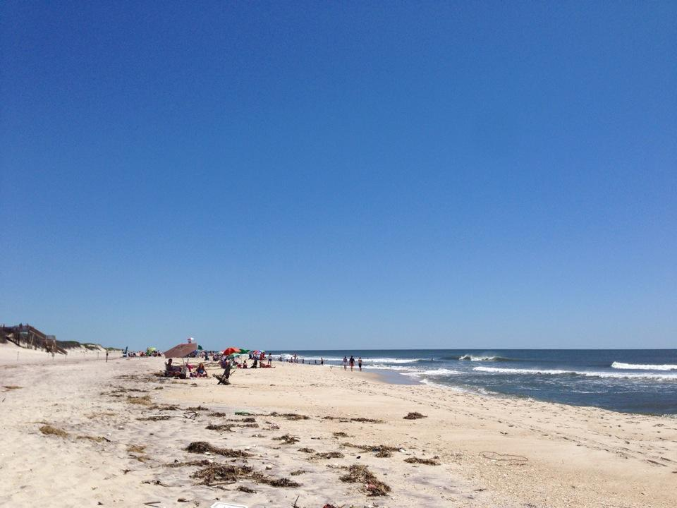 Where Is Fire Island Beach Located