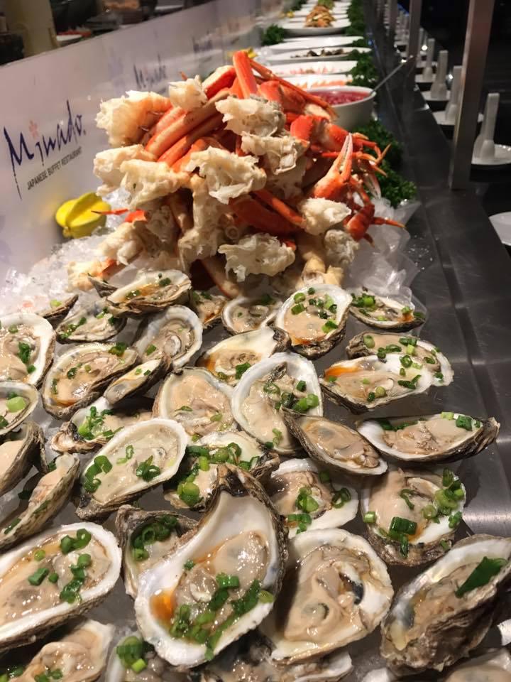 Japanese Seafood Buffet Long Island