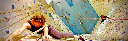 Cliffhanger Climbing Gym, Altona North, Victoria, Australia