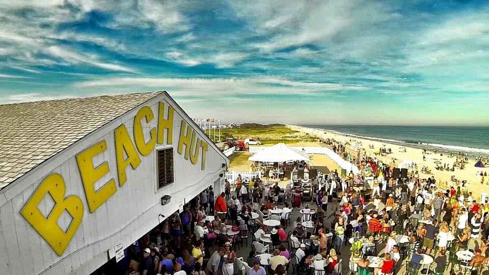 Beach Hut Smith Point